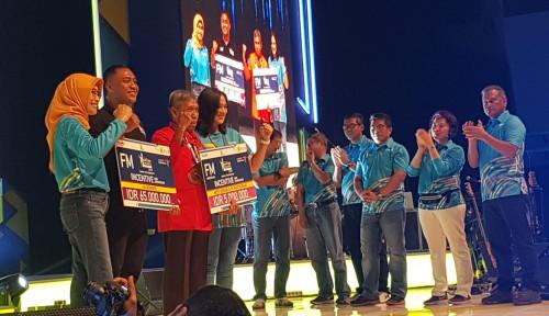 Foto PLN Beri Insentif kepada Pemenang Jakmar 2019