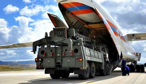 Foto Turki: Kami Tidak akan Lepas S-400 Rusia