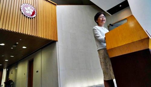 Kunjungi Beijing, Pentolan Hong Kong Minta Bantuan Ini ke China