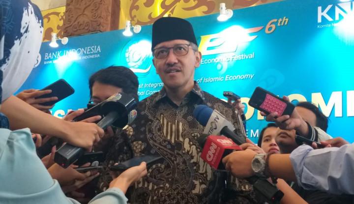 Foto BI Dorong Pesantren Bikin Holding, Buat Apa?