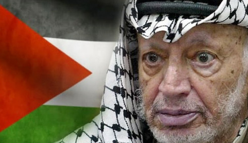 Foto Rakyat Palestina Akan Teruskan Perjuangan Yasser Arafat