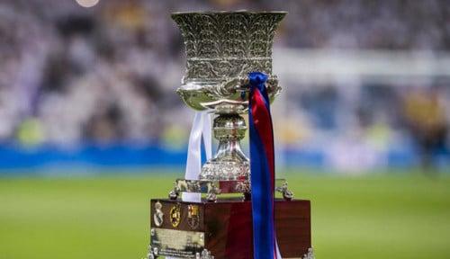 Foto Ada Peluang Terjadinya El Clasico di Final Piala Super Spanyol