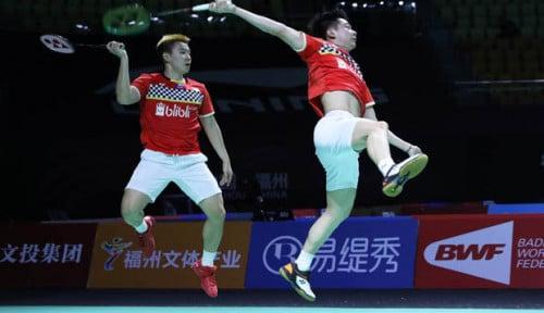 Foto Gak Punya Lawan, Minions Menang Dua Game Langsung di Hong Kong Open