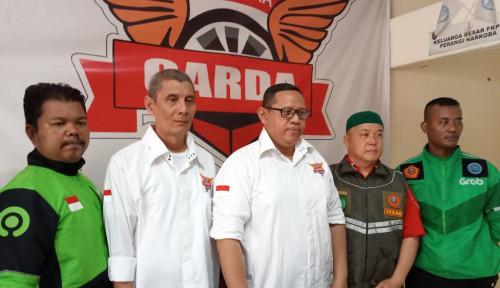 Foto Pascapengeboman di Medan, Penumpang Ojol Kabur?