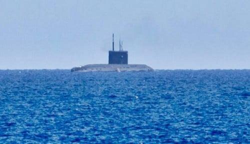 Foto AL Militer Zionis Akui Deteksi Kapal Selam Rusia di Perairan Israel