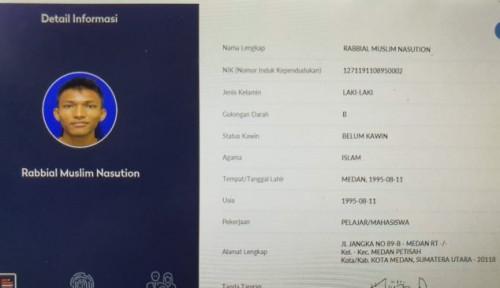 Foto Buset!! Bomber Bunuh Diri di Medan Dipengaruhi Istrinya
