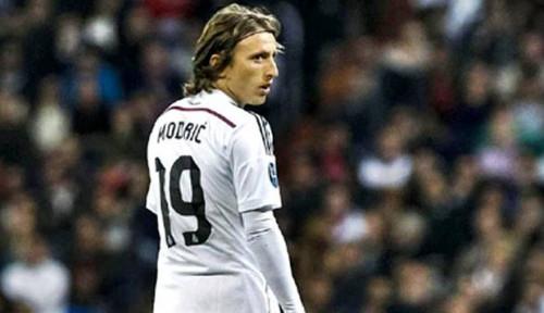 Foto Ikuti Jejak CR7 ke Italia, Modric akan Gabung ke Juventus?