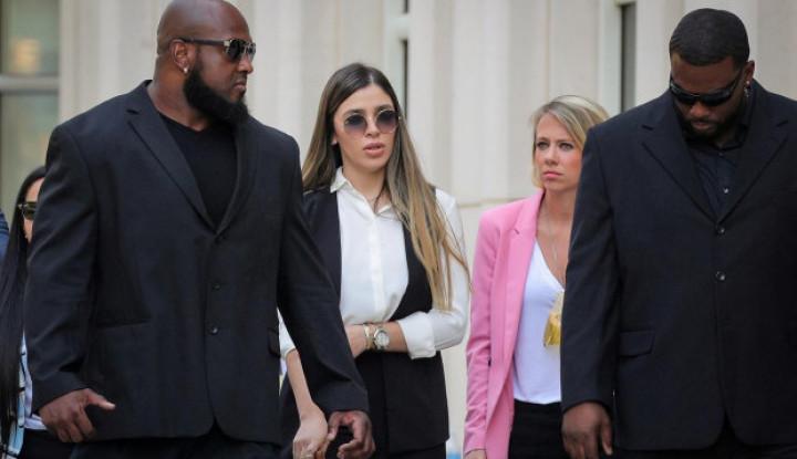 Waduh, Kok Istri Gembong Narkoba 'El Chapo' Main di Serial Televisi Meksiko? - Warta Ekonomi
