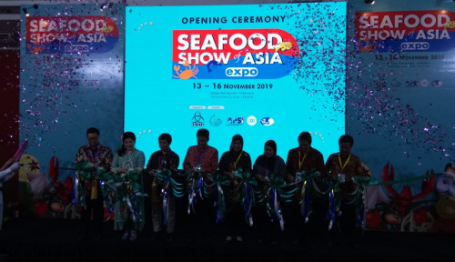 Foto Siap-Siap, Produk Perikanan Indonesia Bakal Ramaikan Seafood Show 2019