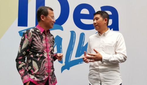 Foto Idea Talk Ajak Milenial Melek Ancaman Bencana di Bandung