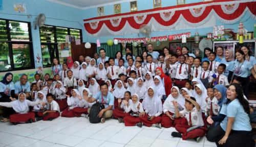 Foto MSIG Tanamkan Rasa Cinta Alam pada Siswa-siswa SD