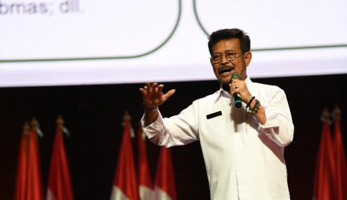 Foto Syahrul: Saya Suka Bupati dan Gubernur yang Agresif