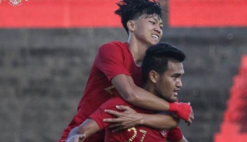 Foto Timnas Indonesia U23 Gagal Raih Poin Penuh Usai Ditahan Imbang Iran 1-1
