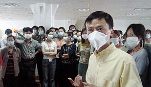 Foto Deretan Perusahaan Raksasa Dunia yang Janji Sumbang Masker, Alibaba Paling Banyak