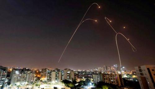 Foto 6 Warga Palestina Tewas Akibat Serangan Israel ke Gaza