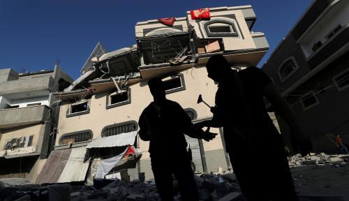 Foto Krisis Terbaru Gaza: Kurang Alat Tes Virus Corona