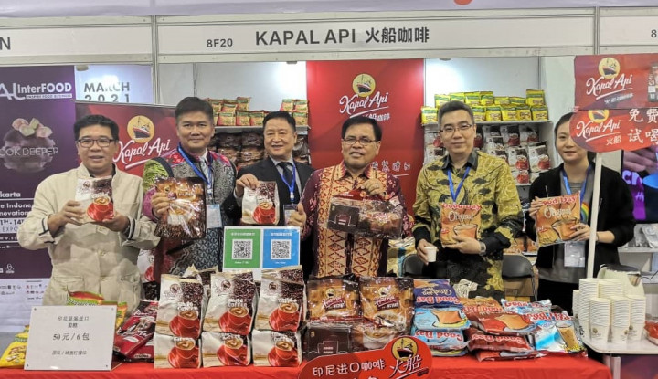 Indonesia Jajakan Mamin di Pameran Internasional Tiongkok - Warta Ekonomi