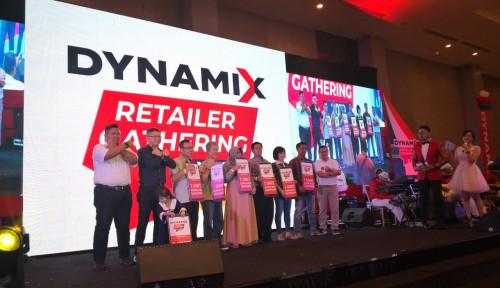 SMCB Makin Berat Persaingan Pasar Semen, Dynamix Tahan Market Share15,1 Persen