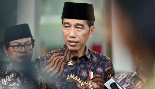 Foto Waktu Tidur Jokowi Cuma 2 Jam, Bagaimana Presiden Lain?