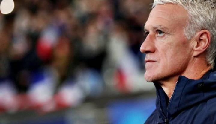Prancis Lolos ke Piala Eropa 2020, Deschmps: Banyak Catatan yang Harus Diperbaiki - Warta Ekonomi