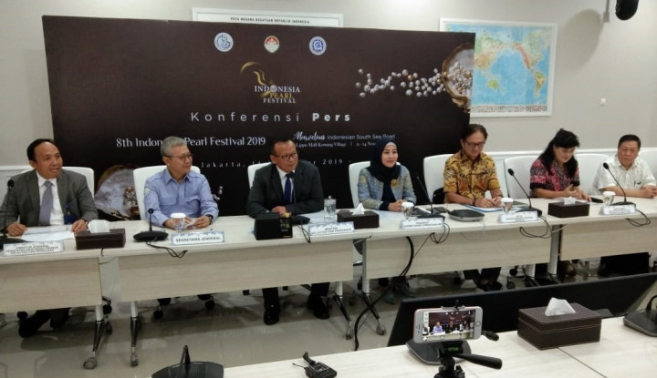Siap-siap Berburu Mutiara di Indonesia Pearl Festival Ke-8 - Warta Ekonomi