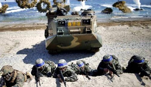 Covid-19 Terus Mengganas, AS Malah Kirim 2.000 Marinir ke Timteng