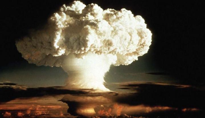 AS Kerahkan Senjata Nuklir yang Diklaim Miliki Kekuatan Lebih dari Bom Hiroshima - Warta Ekonomi