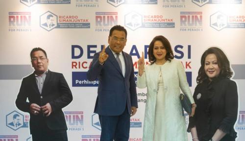 Foto Presiden Harvard Club Indonesia Dukung Ricardo Pimpin Peradi