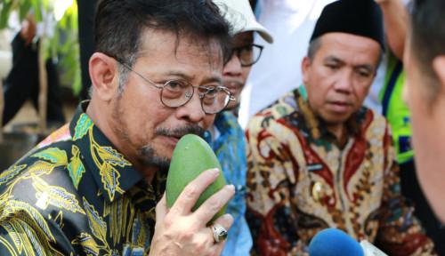 Foto Mentan SYL Dukung Pengembangan dan Ekspor Buah Indonesia