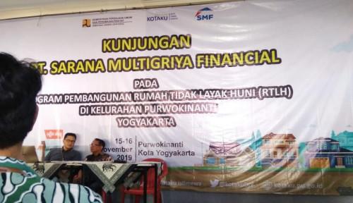 Foto Gelontorkan Rp1 Miliar, SMF Renovasi 14 . . . di Yogyakarta