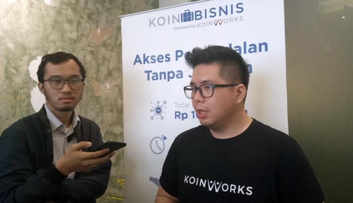 Panen Investasi 2 Kali, KoinWorks Akan Tambah Teknologi Baru hingga Manpower - Warta Ekonomi