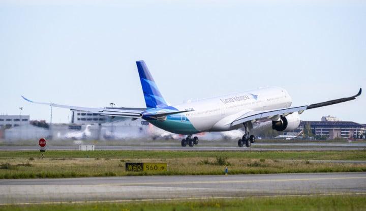 Kepakan Garuda Indonesia Agar Tetap Terbang Tinggi