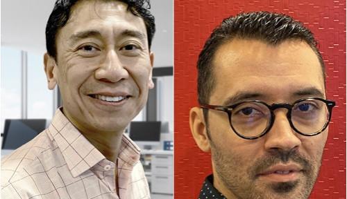 Foto Dua Pimpinan Eksekutif Baru di RedDoorz, Siapa?