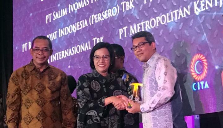 Setor US$721 Juta ke Negara, Perusahaan Boy Thohir Diganjar Penghargaan - Warta Ekonomi
