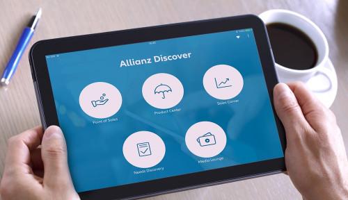 Foto Berbagai Automasi Digital Allianz Demi Ambisi Jadi Perusahaan Asuransi Nomor 1