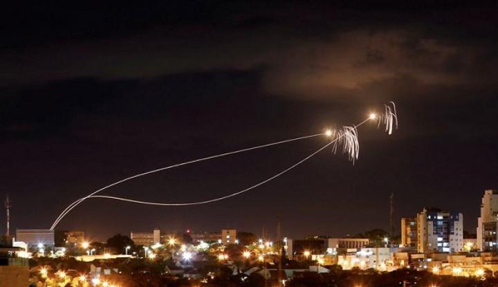 Rudal Israel Ratakan Gedung Media di Gaza, Kantor Al Jazeera dan AP Termasuk Jadi Sasaran