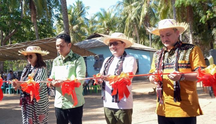 Astra Bina Sejumlah Desa di NTT, Pendapatan Masyarakat Meningkat - Warta Ekonomi