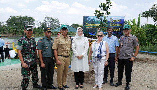 Keruk Sungai Citarum, SPV Habiskan Rp1 Miliar