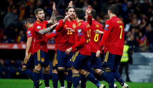 Spanyol Matikan Langkah Rumania, Bukukan Rekor Tak Pernah Kalah