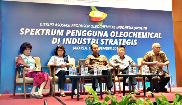 Industri Oleokimia Butuh Keberpihakan Regulasi - Warta Ekonomi