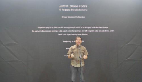 Foto Angkasa Pura II Resmikan Airport Learning Center di Bandara Soekarno-Hatta