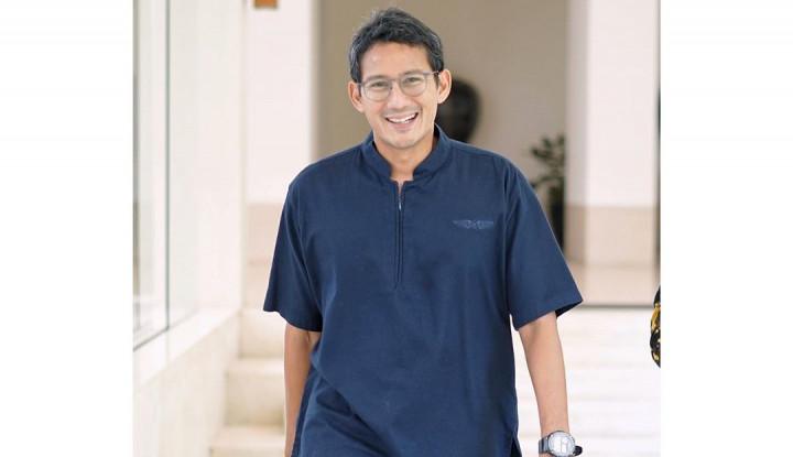 Foto Berita Konglomerat Sandiaga Uno Bagikan Tips Agar Usaha Tak Bangkrut