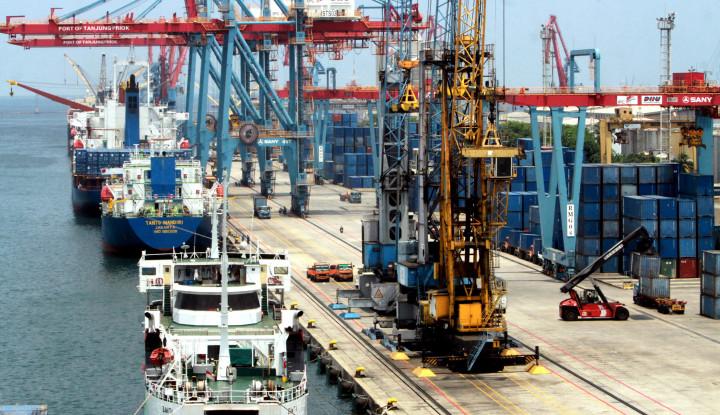 Hadang Corona, IPC Perketat Masuknya Semua Kapal - Warta Ekonomi
