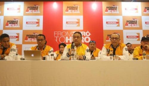 Foto Hanura Bentuk Tim Pemenangan Pilkada 2020