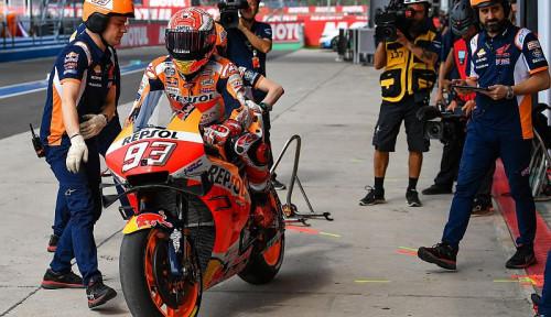 Dikontrak Honda Empat Tahun, Marquez Beberkan Alasannya