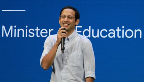 'Pak Nadiem' Dilaporkan ke Komnas HAM, Warganet Pecah Kubu