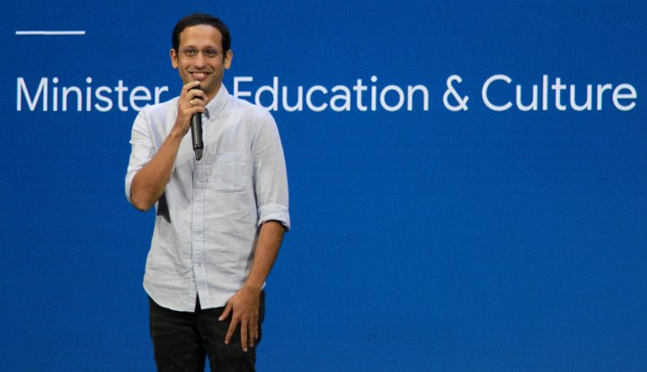 Mulai Ditegur Jokowi hingga Hapus Ujian Nasional, Nadiem Makarim Inspirasi Millenial - Warta Ekonomi