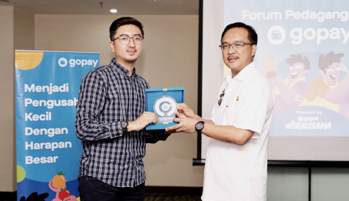 Lewat Forum Pedagang Baik, GoPay Dampingi Ribuan Pengusaha Mikro di Lampung