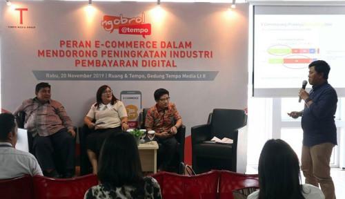 E-Commerce Pacu Tumbuhnya Ekosistem Pembayaran Digital
