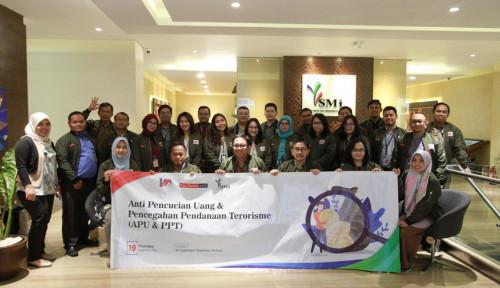 Foto Bareng SMI, WE Academy Kupas Pencegahan Pencucian Uang dan Pendanaan Terorisme